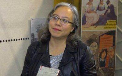 """Alexis Iparraguirre sobre """"Coordenadas temporales"""", de Claudia Salazar Jiménez"""
