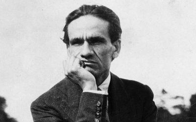 César Vallejo: Tres poemas inmortales