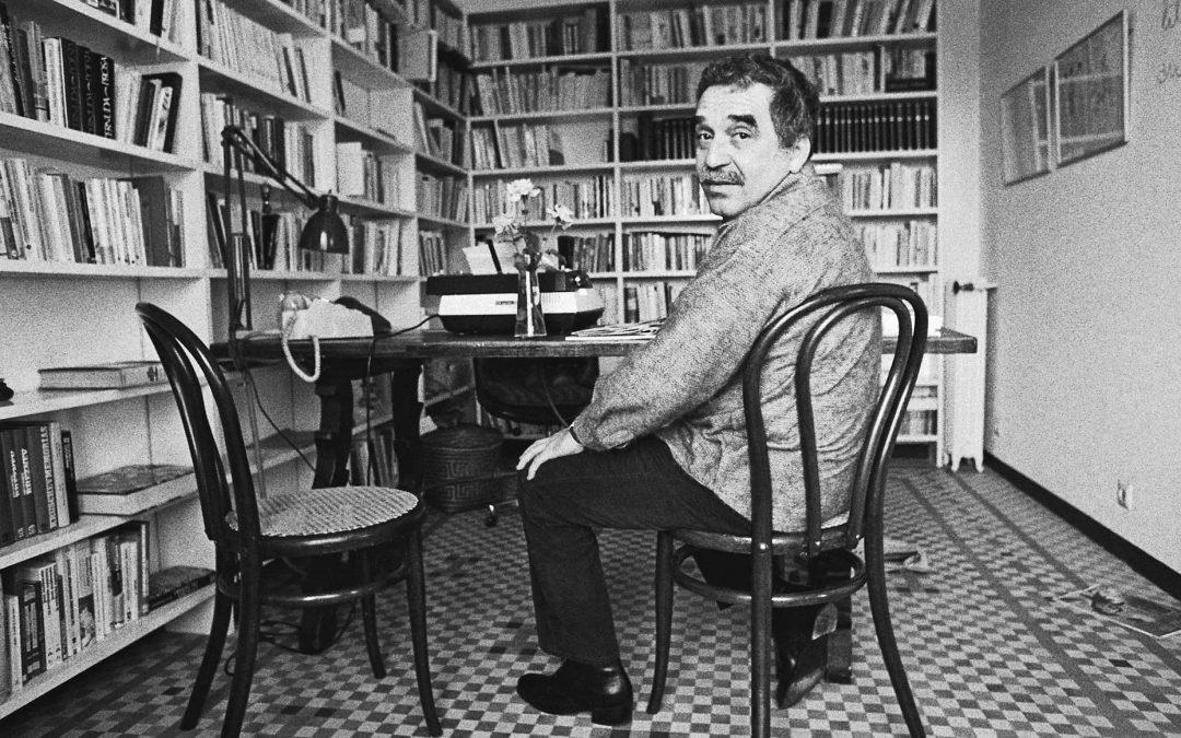 Gabriel García Márquez: apuntes de memoria sobre el palabrero mayor / Crónica