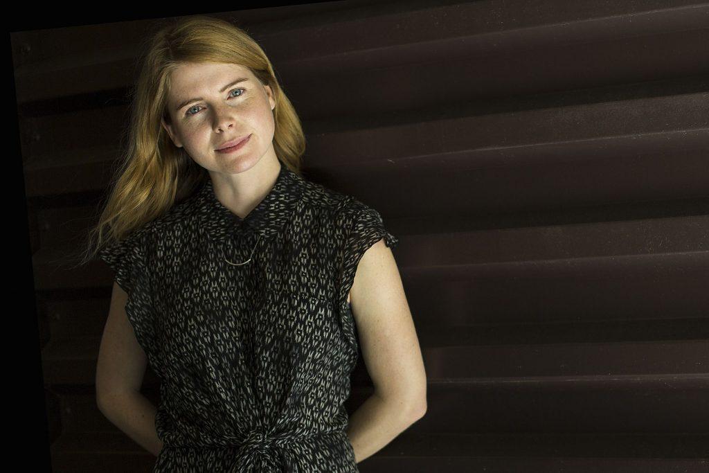 Escritora norteamericana Emma Cline