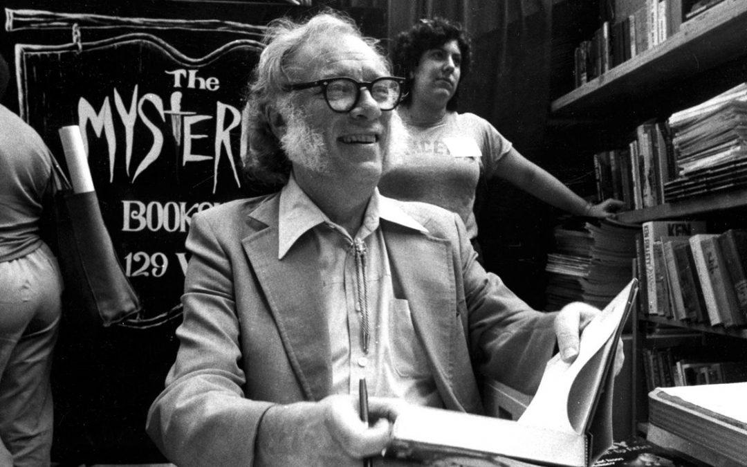Isaac Asimov / La sonrisa del cyborg