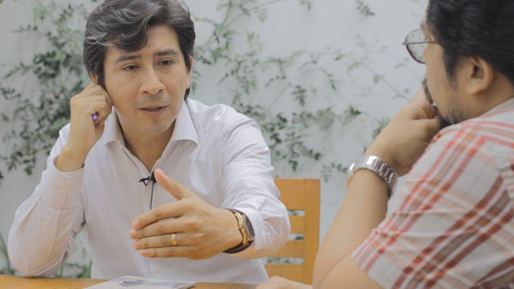 Fahrenheit 051: Entrevista a Juan Manuel Chávez