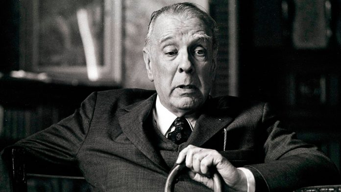 Jorge Luis Borges / La casa de Asterión