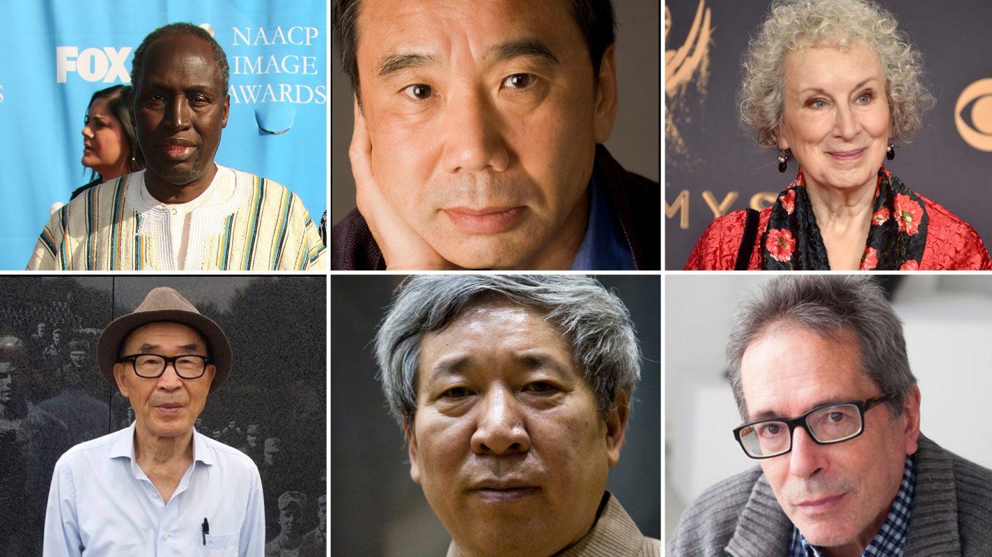 apuestas por el Premio Nobel de Literatura 2017