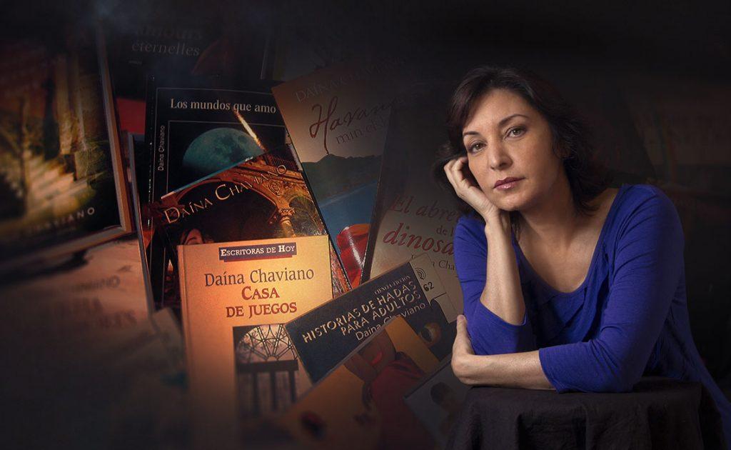 Escritora cubana Daína Chaviano