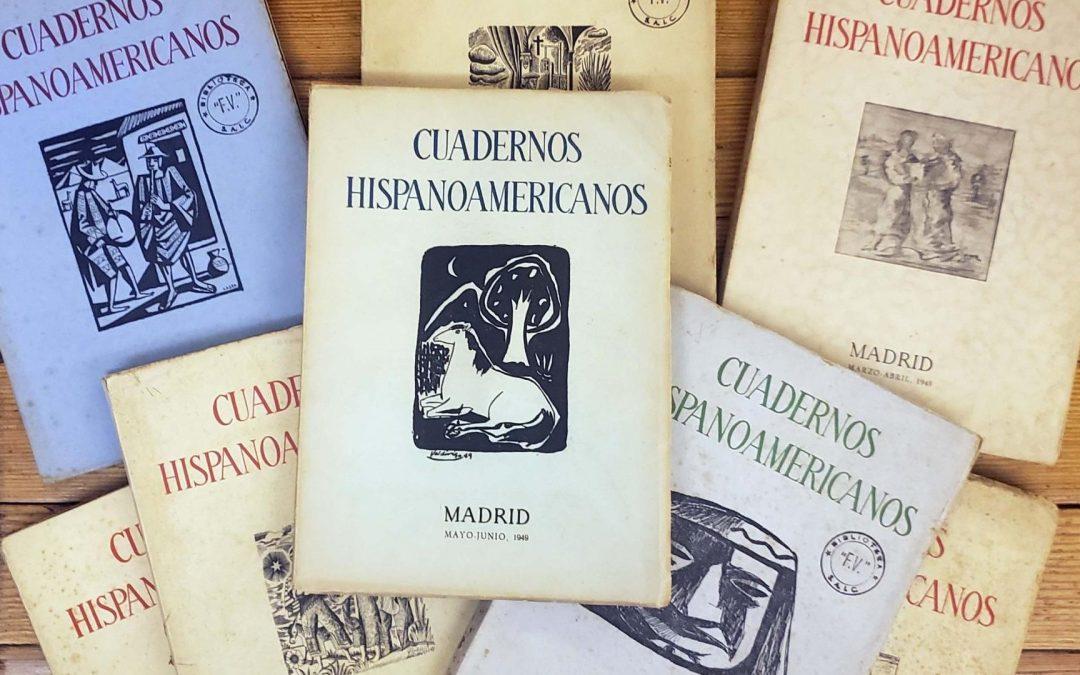 Revista Cuadernos Hispanoamericanos cumple 70 años