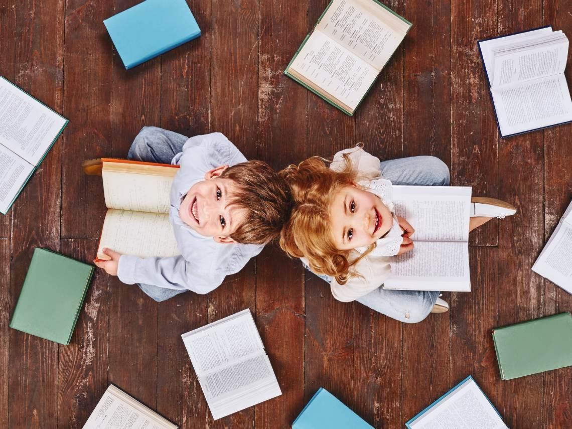 10 libros recomendados para celebrar el Día del Niño