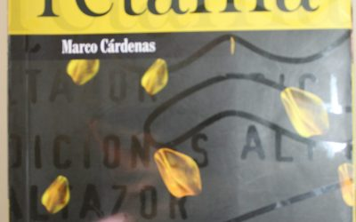 """RESEÑA: """"Flor de retama"""" de Marco Cárdenas"""