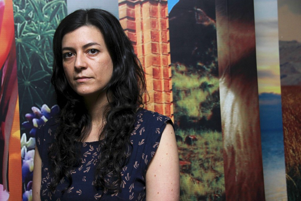 Escritora argentina Samanta Schweblin (Foto: Jaime Cuellar)