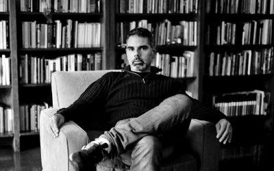 "Reseña: ""Fundación"", último poemario de Lorenzo Helguero"