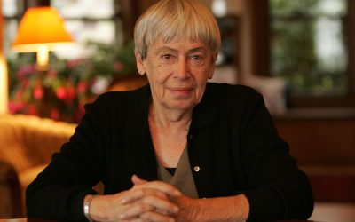 «En nombre de la libertad»: Ursula K. Le Guin sobre la lectura, el mercado editorial y la escritura.