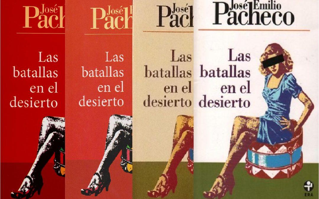 """Reseña   """"Las batallas en el desierto"""", de José Emilio Pacheco"""