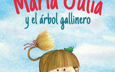 """Erika Stockholm presenta su libro infantil """"María Julia y el árbol gallinero"""""""