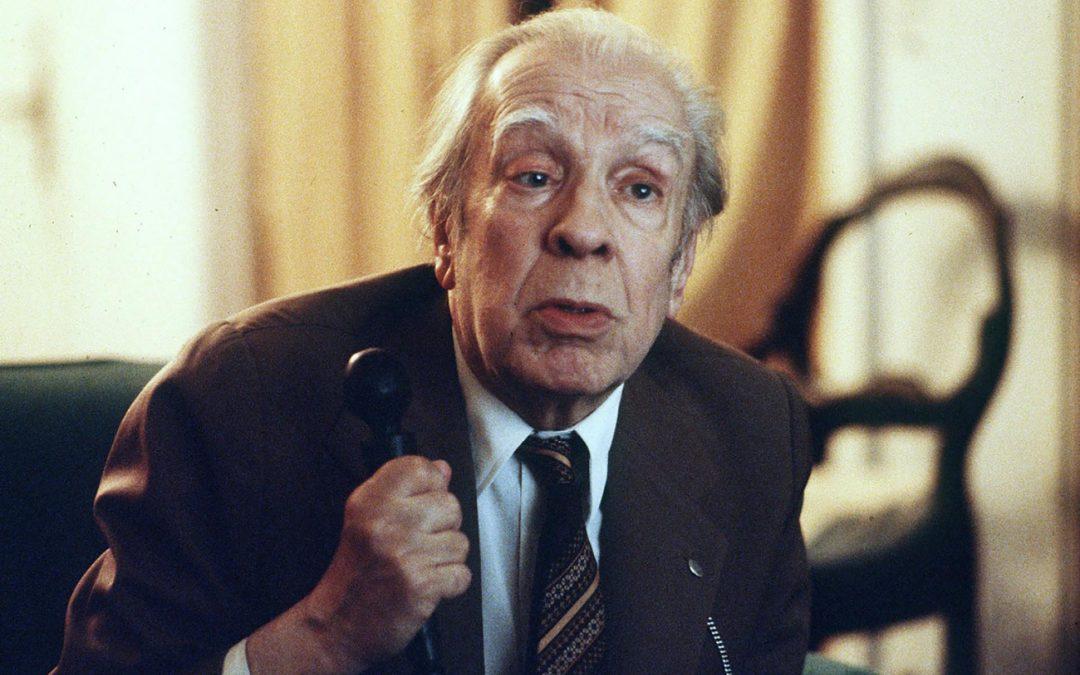El libro, la más singular de todas las invenciones humanas (una conferencia de Jorge Luis Borges)