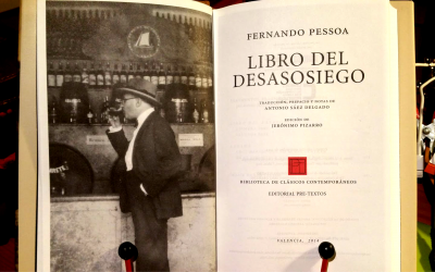 Artículo| Las ediciones del desasosiego. 133 años de Fernando Pessoa