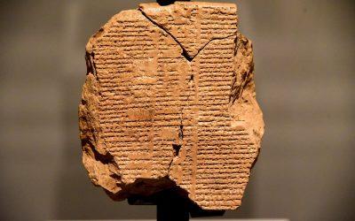 Reseña| La epopeya de Gilgamesh, el héroe que venció a la muerte