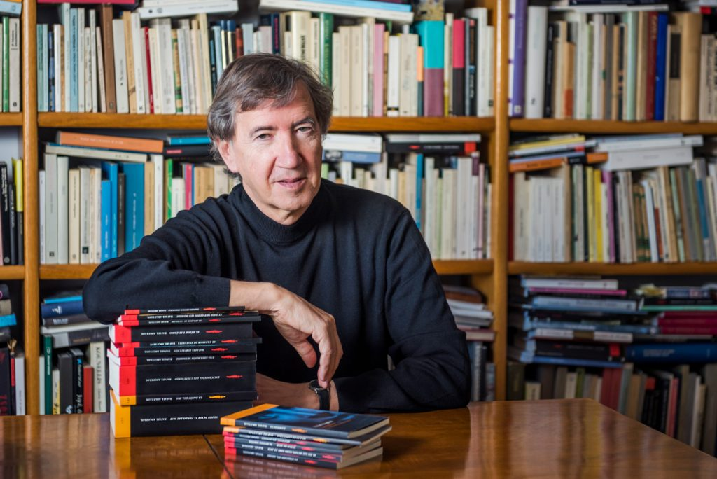Escritor y crítico Rafael Argullol