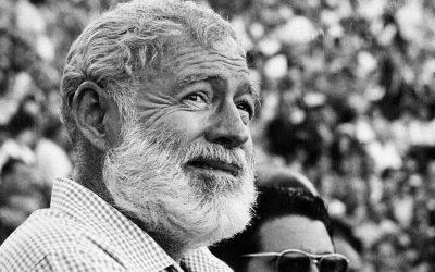 Cuento | «Un lugar limpio y bien iluminado», de Ernest Hemingway